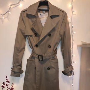 H&M Tan trench coat